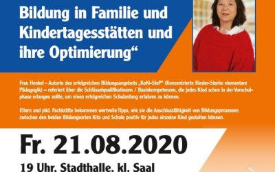 Bildungsveranstaltung FREIE WÄHLER am 21.08. 2020