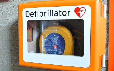 Lebensrettende Defibrillatoren